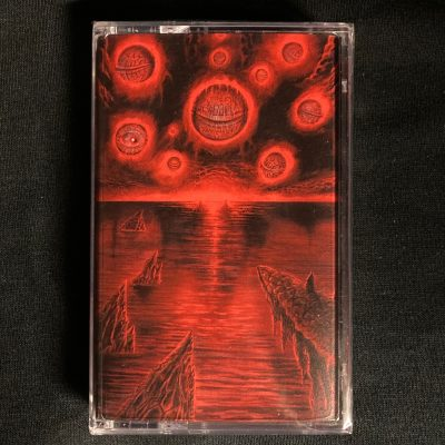 GOREPHILIA – In The Eye of Nothing MC Tapes