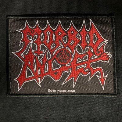 MORBID ANGEL – Logo Patch Patches