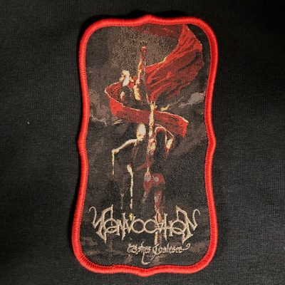CONVOCATION – Ashes Coalesce Patch (red border) Patches
