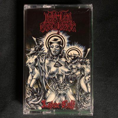 IMPALED NAZARENE – Latex Cult MC Tapes