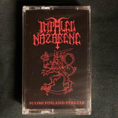 IMPALED NAZARENE – Suomi Finland Perkele MC Tapes