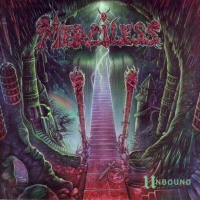 "MERCILESS – Unbound LP 12"" Vinyl Records"