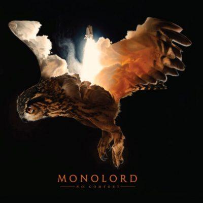 "MONOLORD – No Comfort 2LP 12"" Vinyl Records"