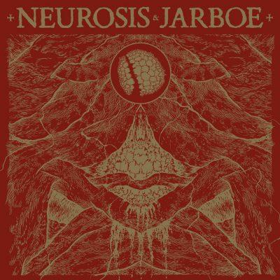 """NEUROSIS + JARBOE – s/t 2LP 12"""" Vinyl Records"""