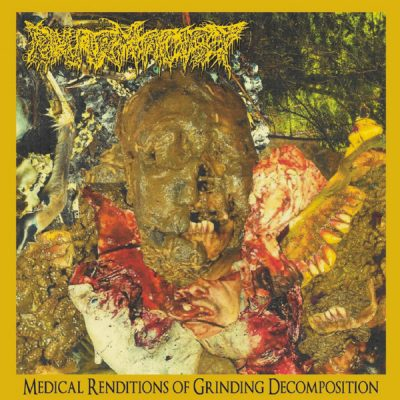PHARMACIST – Medical Renditions of Grinding Decomposition CD CDs