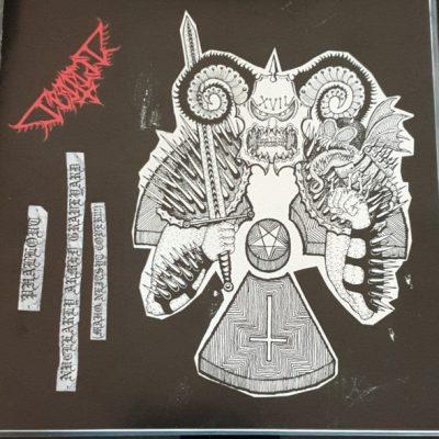 "TEMPLAR / BARBATOS – split 7"" 7"" Vinyl Records"