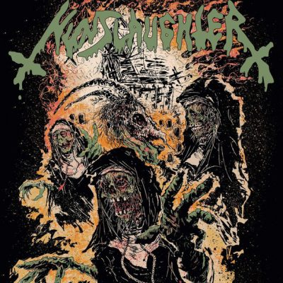 NUNSLAUGHTER – Hear The Witches Cackle CD CDs