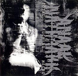 ANAAL NATHRAKH  – Total Fucking Necro CD CDs