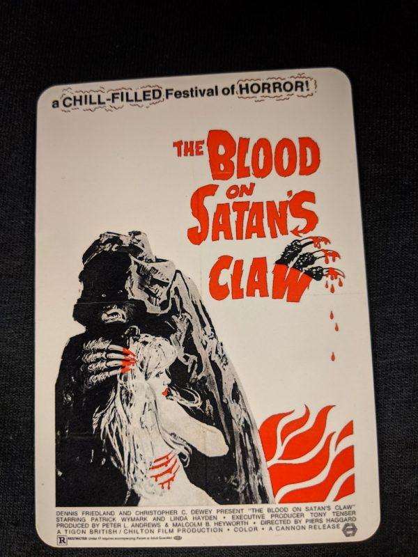 Blood On Satan