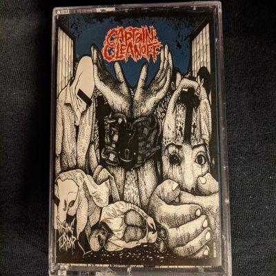 CAPTAIN CLEANOFF – Rising Terror MC Tapes
