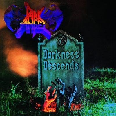 "DARK ANGEL – Darkness Descends LP (Gold Vinyl) 12"" Vinyl Records"