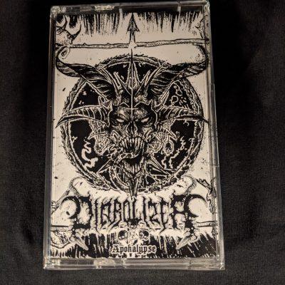 DIABOLIZER –  Apokalypse MC Tapes