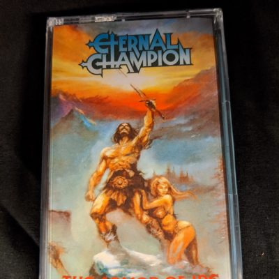 ETERNAL CHAMPION – The Armor of Ire MC Tapes