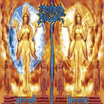 "MORBID ANGEL – Heretic LP 12"" Vinyl Records"