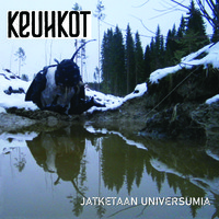 "KEUHKOT- Jatketaan Universumia LP 12"" Vinyl Records"