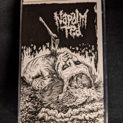 NAPALM TED – Cesspool of Human Mind MC Tapes
