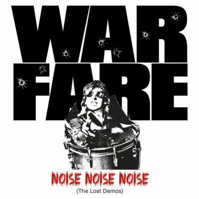 """WAFARE – Noise  Noise Noise: The Lost Demos LP (Red vinyl) 12"""" Vinyl Records"""