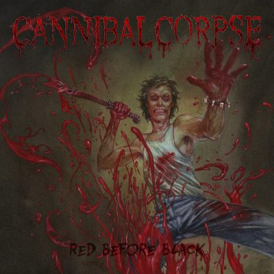 """CANNIBAL CORPSE – Red Before Black LP 12"""" Vinyl Records"""