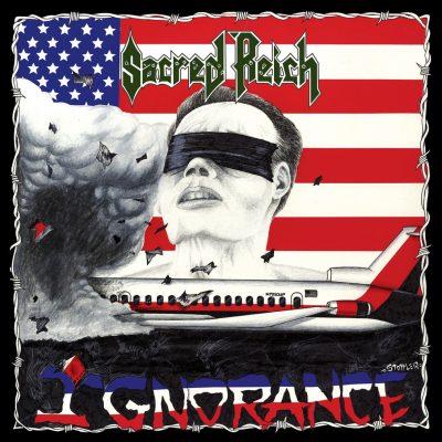 "SACRED REICH – Ignorance LP 12"" Vinyl Records"