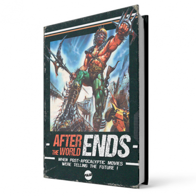 CLAUDE GAILLARD – After the World Ends: When Post-Apocalyptic Movies Were Telling the Future! (book) Books