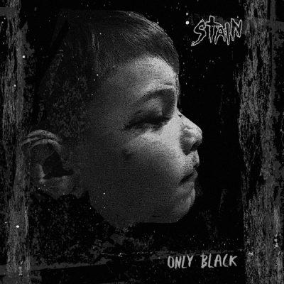 "STAIN – Only Black LP (black cover) 12"" Vinyl Records"