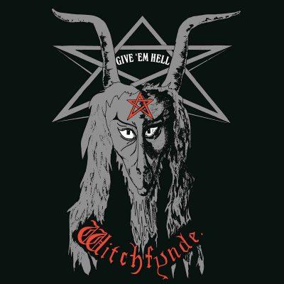 """WITCHFYNDE – Give 'Em Hell LP (Black vinyl) 12"""" Vinyl Records"""