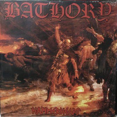 "BATHORY – Hammerheart 2LP 12"" Vinyl Records"
