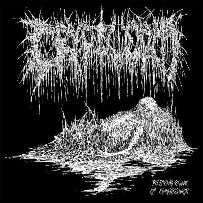 "CRYPTWORM – Reeking Gunk of Abhorrence LP 12"" Vinyl Records"