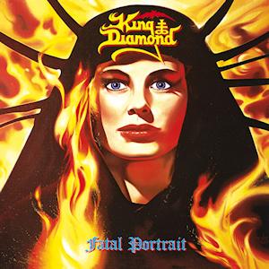 """KING DIAMOND – Fatal Portrait LP 12"""" Vinyl Records"""