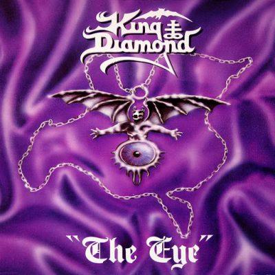 "KING DIAMOND – The Eye LP 12"" Vinyl Records"