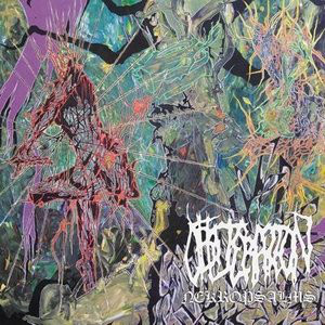 "OBLITERATION – Nekropsalms LP 12"" Vinyl Records"