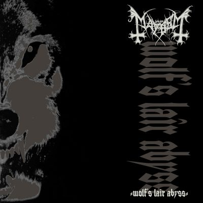 "MAYHEM – Wolf Lair's Abyss LP 12"" Vinyl Records"
