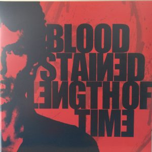 BLOODSTAINED / LENGTH OF TIME split 7″ (2nd Hand) 2nd Hand Vinyl EP