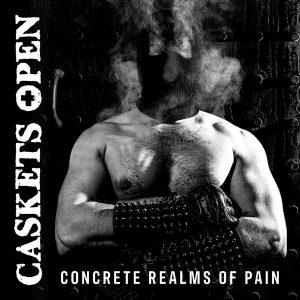 Caskets Open – Concrete Realms of Pain CD CDs