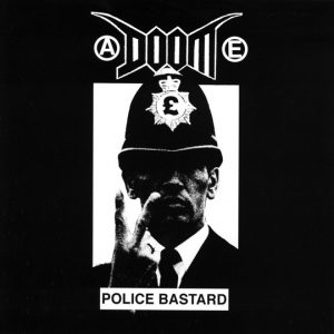 DOOM – Police Bastard 7″ (2nd Hand) 2nd Hand Vinyl EP