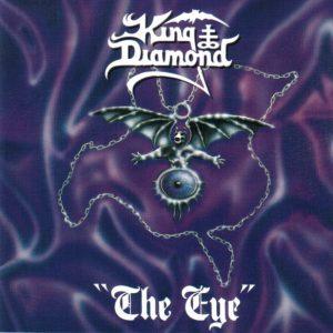 King Diamond – The Eye CD (2nd Hand) 2nd Hand CDs