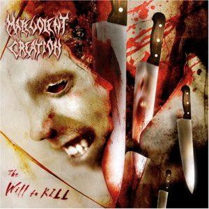 "Malevolent Creation – The Will To Kill 12"" vinyl 12"" Vinyl Records"