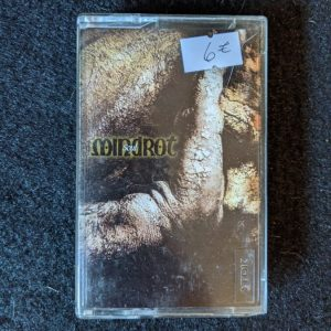 Mindrot – Soul MC (2nd Hand) 2nd Hand Tapes