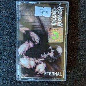 Malevolent Creation – Eternal MC (2nd Hand) 2nd Hand Tapes