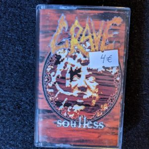 Grave – Soulless MC (Used) Used Tapes