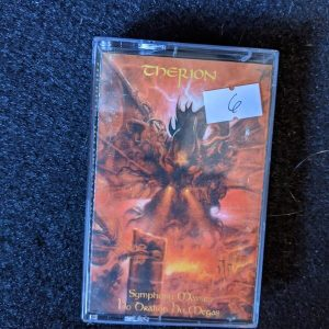 Therion – Symphony Masses MC (2nd Hand) 2nd Hand Tapes