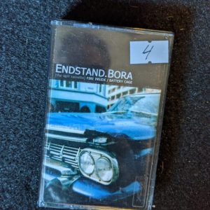 Endstand/Bora – Fire Inside + Battery Cage MC (Used) Used Tapes