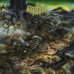 Cerebral Rot – Odious Descent Into Decay CD CDs