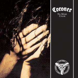 """Coroner – No More Color 12″ vinyl 12"""" Vinyl Records"""