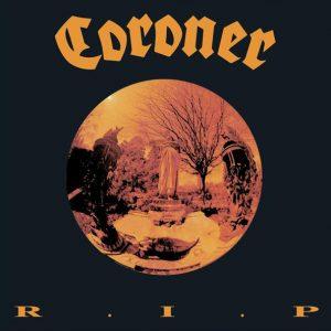 "Coroner – R.I.P. 12″ vinyl 12"" Vinyl Records"
