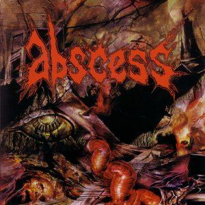 Abscess – Tormented 12″ vinyl (2nd hand) 2nd Hand Vinyl LP