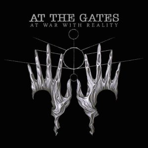 At The Gates ‎– At War With Reality 12″ vinyl (2nd hand) used-vinyl-lp