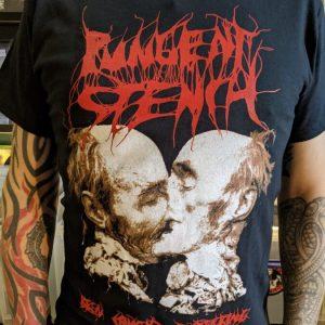PUNGENT STENCH – Been Caught Buttering T-shirt T-shirts