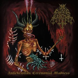 Curse Eternal – Antichristian Ceremonial Madness (CD) CDs