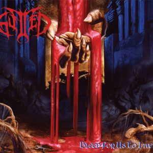 Gutted – Bleed For Us To Live CD CDs